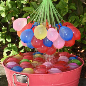 10-Pk Quick-Fill Water Balloon Bombs