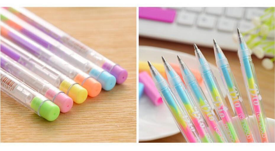 Color-Changing Gel Pen
