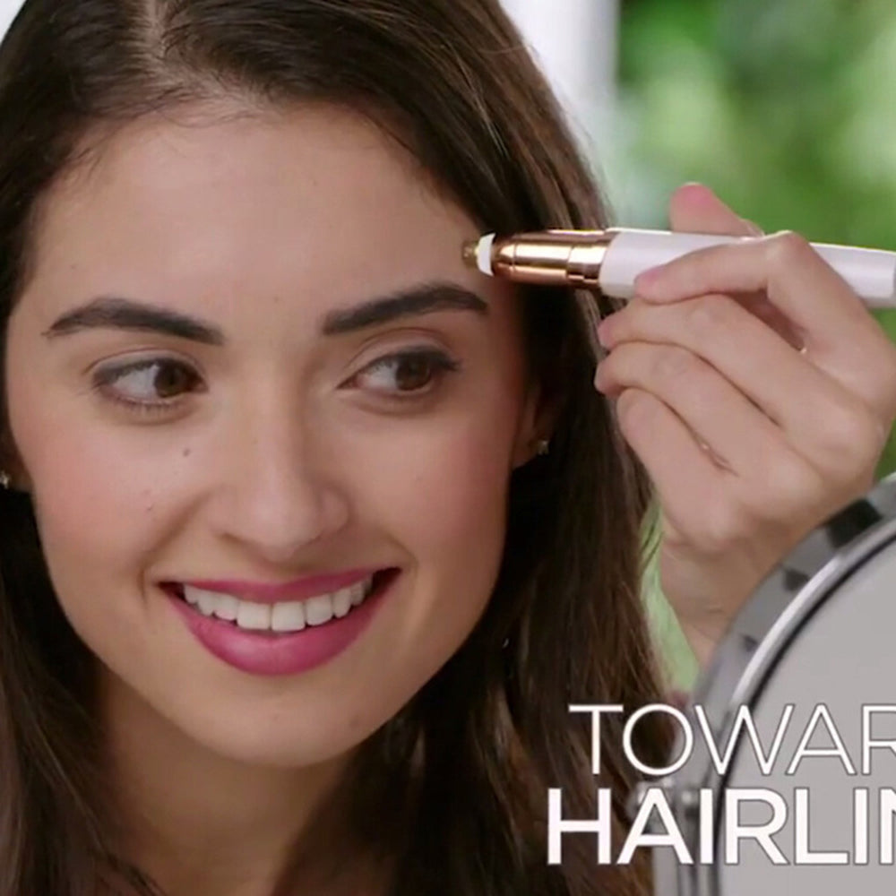 Painless Eyebrow Trimmer