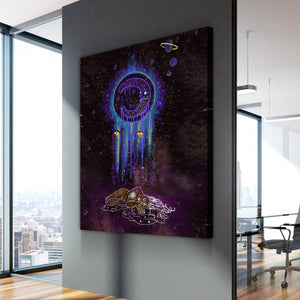 Dream Catcher Canvas Set