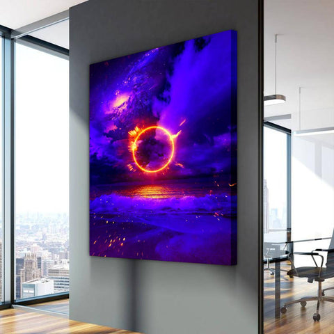 Eclipse Canvas Set