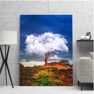 Comfort Tree Canvas Set