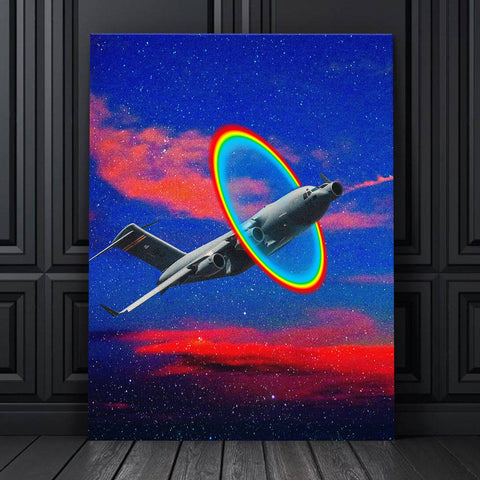 Liftoff Canvas Set
