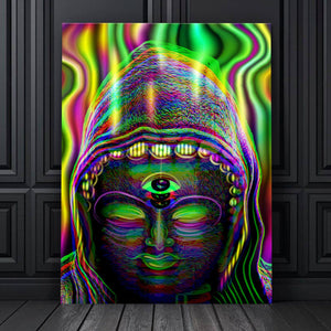 Woke Buddha Canvas Set