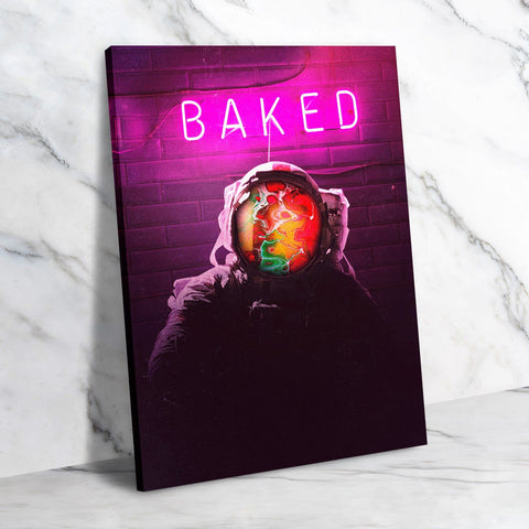 Baked Canvas Set