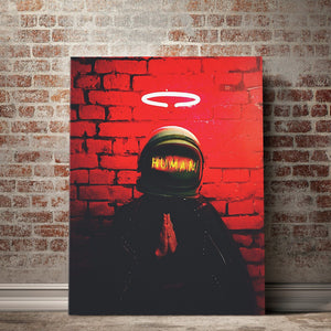Human Again Canvas Set