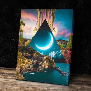 The Great Awakening Canvas Set