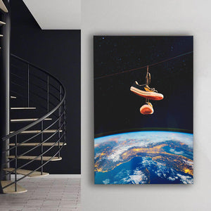 Dangling Canvas Set