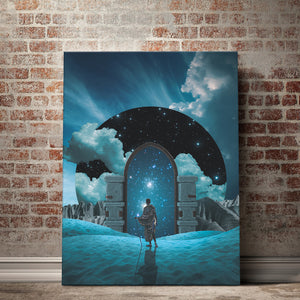 The Gatekeeper Canvas Set