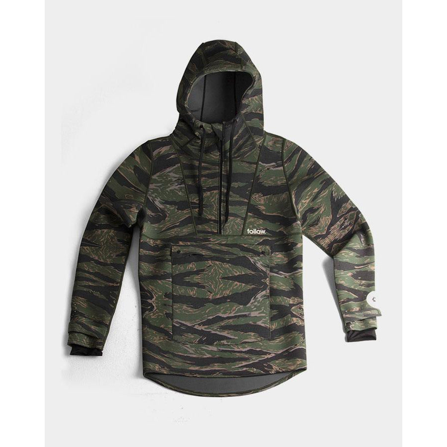 Follow Layer 3.1 Neo Anorak - Camo