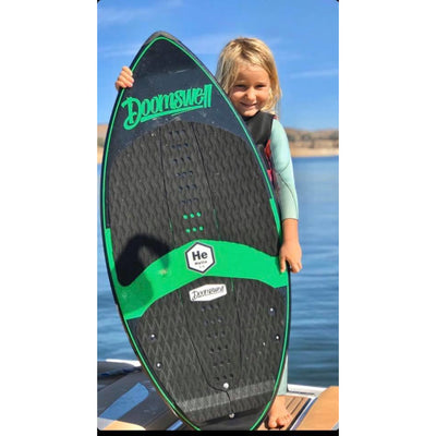 "Doomswell Helio (44"")  Board,Bag and Rope Bundle"