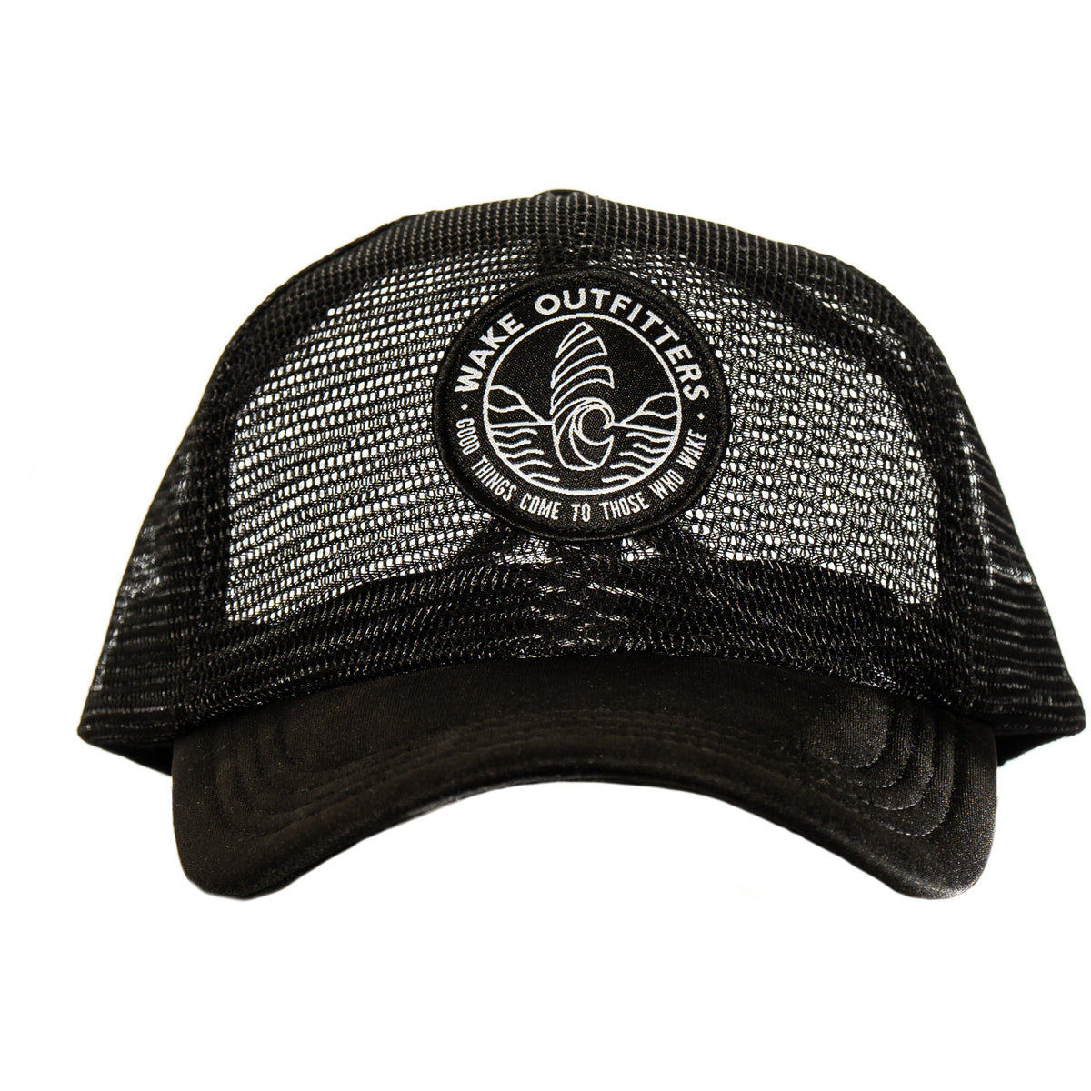 Wake outfitters Full Mesh Hat