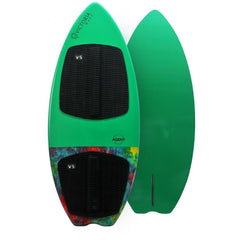 Victoria Agent Small / Green Skim Board