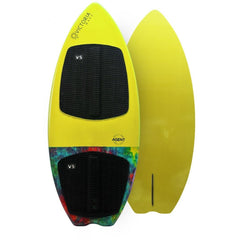 Victoria Agent Small / Yellow Skim Board