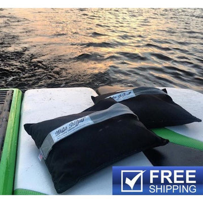 Wake Ballast 50Lb Bags For Wakesurf And Wakeboard Boats