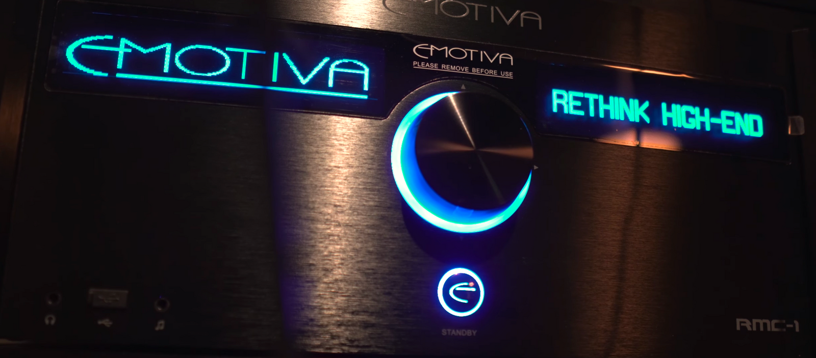 Spare Change Reviews the Powerful RMC-1 Cinema Processor and XPA-DR3 Amplifier!