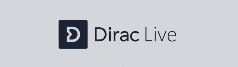 Dirac 2 User Manual Now Available!