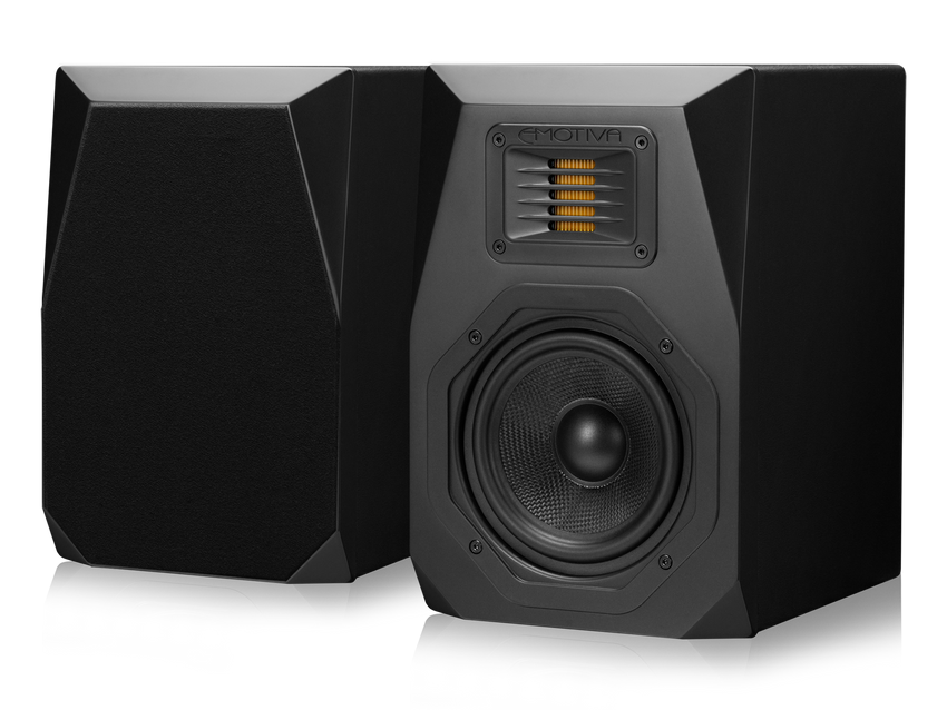 Airmotiv B1+ Pair Bookshelf Loudspeakers