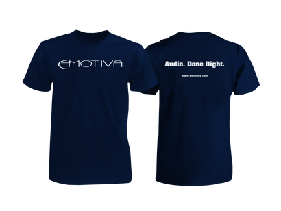 Audio. Done Right. T-Shirt