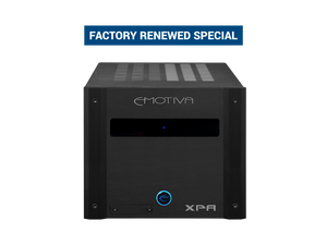 Factory Renewed XPA HC-1