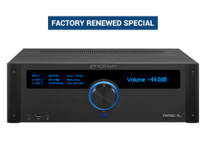 Factory Renewed RMC-1L 16 Channel 9.1.6 Discrete Dolby Atmos & DTS:X Reference Cinema Processor