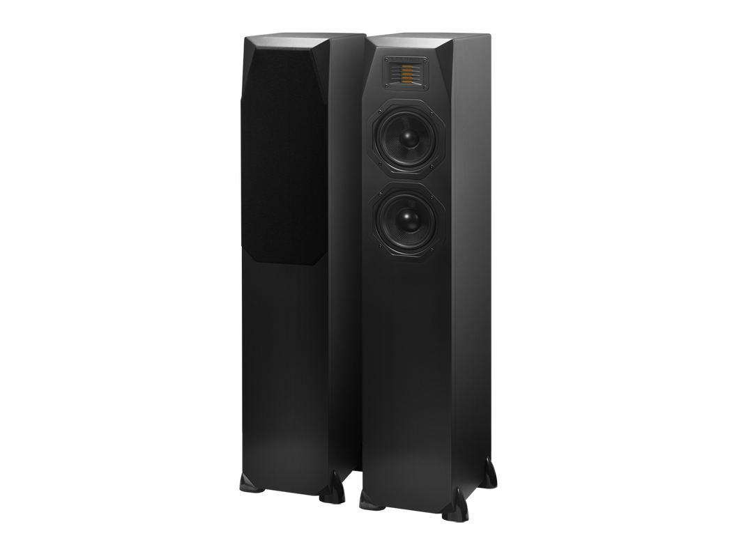 Airmotiv T-Zero+ Pair Floorstanding Tower Loudspeakers
