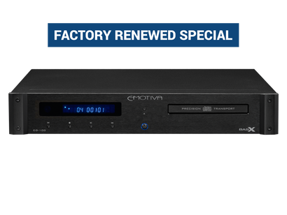Factory Renewed CD-100