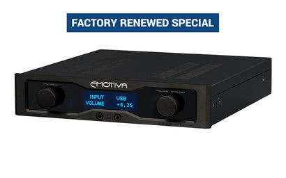Factory Renewed DC-1 DAC