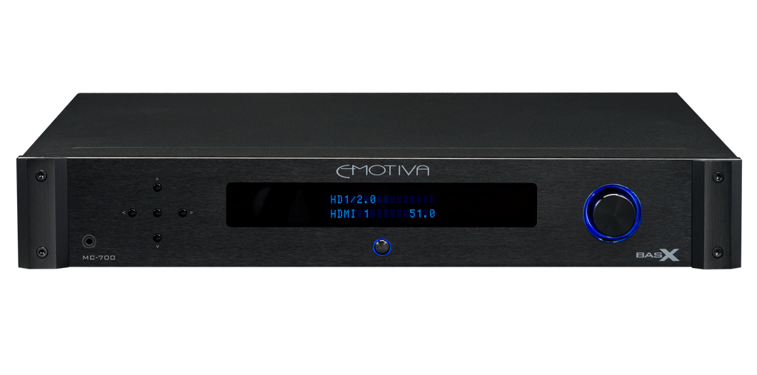 MC-700 7.1 Channel / 4k HDR / Surround Sound Processor