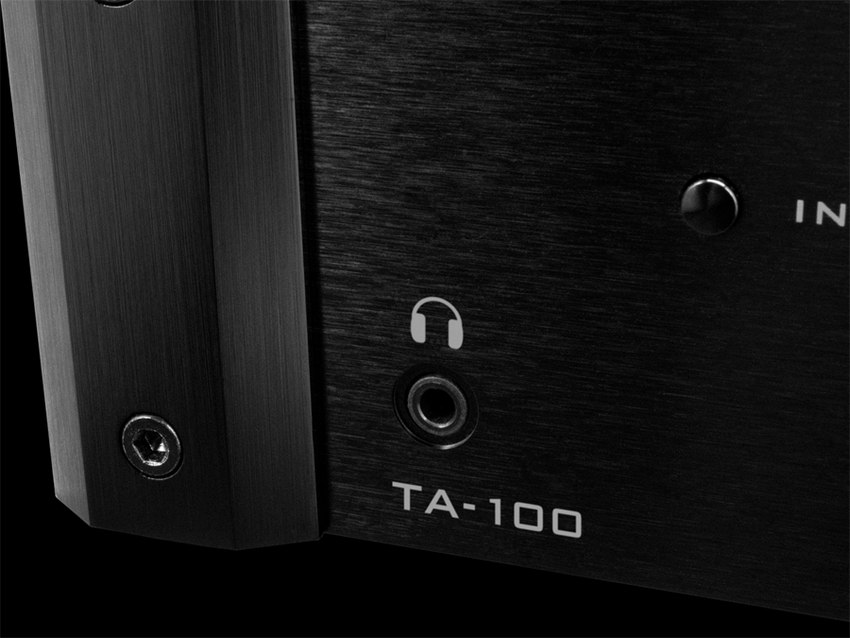 TA-100 Stereo Preamp/DAC/Tuner With Integrated Amplifier