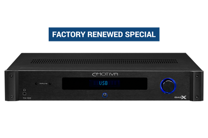 Factory Renewed TA-100