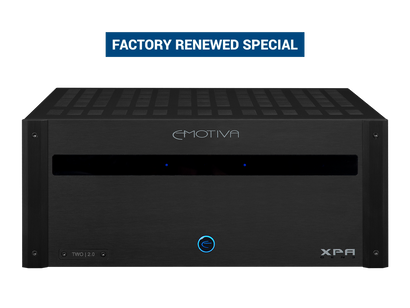 Factory Renewed XPA-2 Gen3