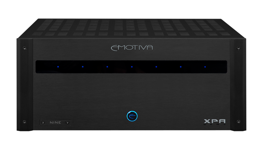 XPA-9 Gen3 9 Channel Audiophile Home Theater Power Amplifier