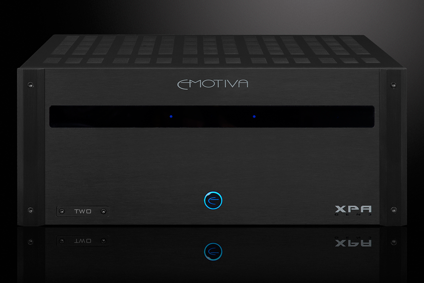 XPA-2 Gen3 2 Channel Audiophile Power Amplifier – Emotiva Audio ...