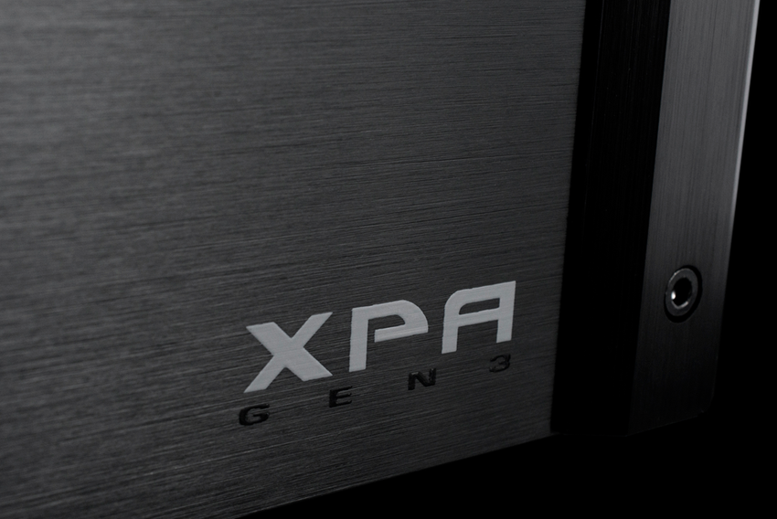 XPA-DR3 Differential Reference™ Three-Channel Power Amplifier