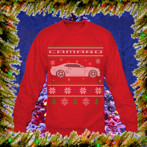 Happy Holidays From CamaroSwag!