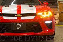 2016-2017 Chevy Camaro Premium Switchback LED Halos