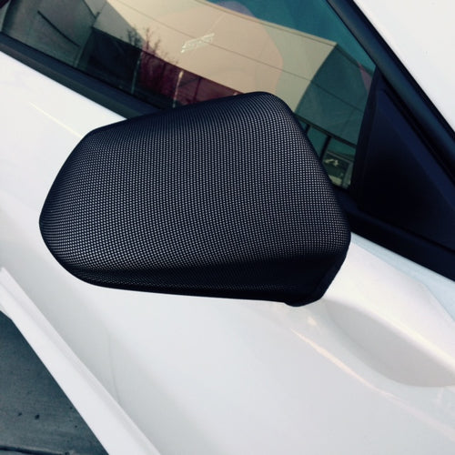 NoviStretch™ 6th Gen Camaro Mirror Covers (MC250)