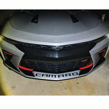 6th Gen Camaro Side Grill Chrome Overlays (x2)
