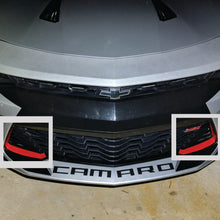 6th Gen Camaro SS Grill Inserts