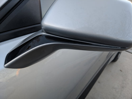 6th Gen Side Mirror Accents