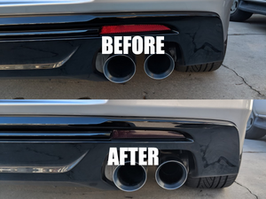 6th Gen Rear Reflectors Tint