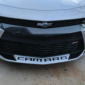 "6th Gen Front Lip ""Camaro"" Decal"