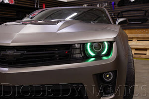 2012-2015 Chevrolet Camaro ZL1 Multicolor LED Boards
