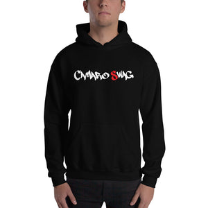CamaroSwag Dark Hooded Sweatshirt