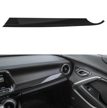 6th Gen Camaro Dash Panel Trim
