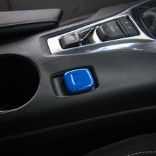 6th Gen Camaro Accessory Cover Trim