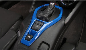 6th Gen Camaro Center Console Trim