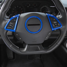 6th Gen Camaro Steering Wheel Trim