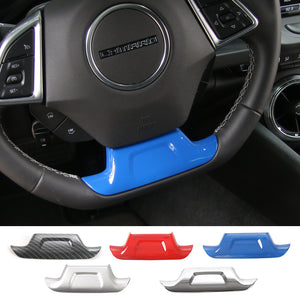 6th Gen Camaro Lower Steering Wheel Trim